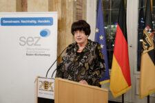 Gisela Erler, Staatsrätin für Zivilgesellschaft und Bürgerbeteiligung im Staatsministerium Baden-Württemberg
