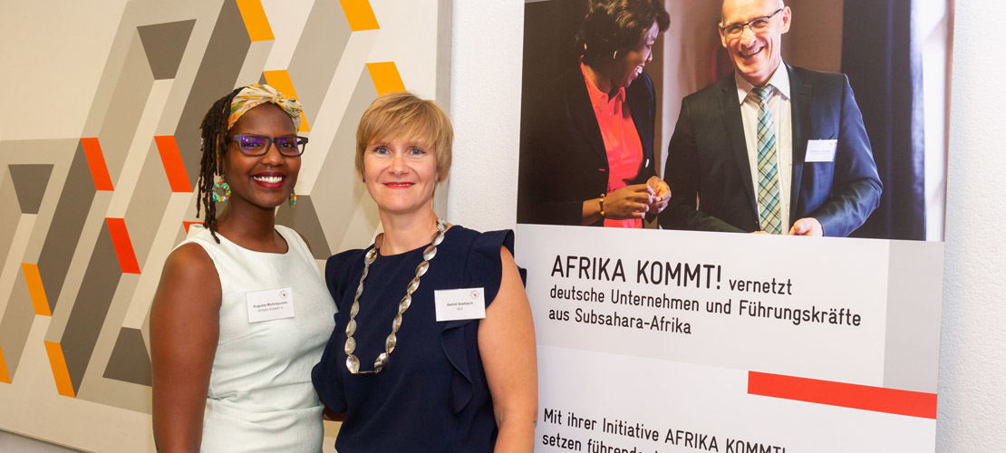 10 Jahre Afrika Kommt Web