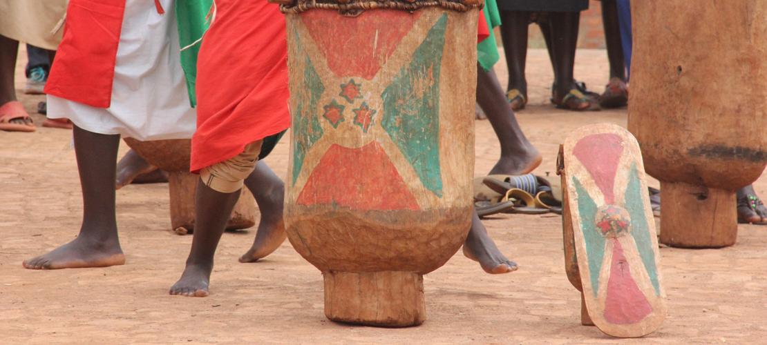 Burundi Wappen Web