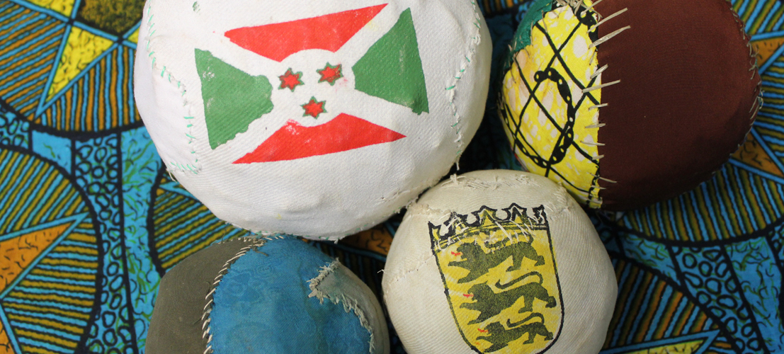 Burundi Schulmaterial We