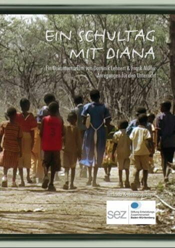 Cover Begleitheft Diana