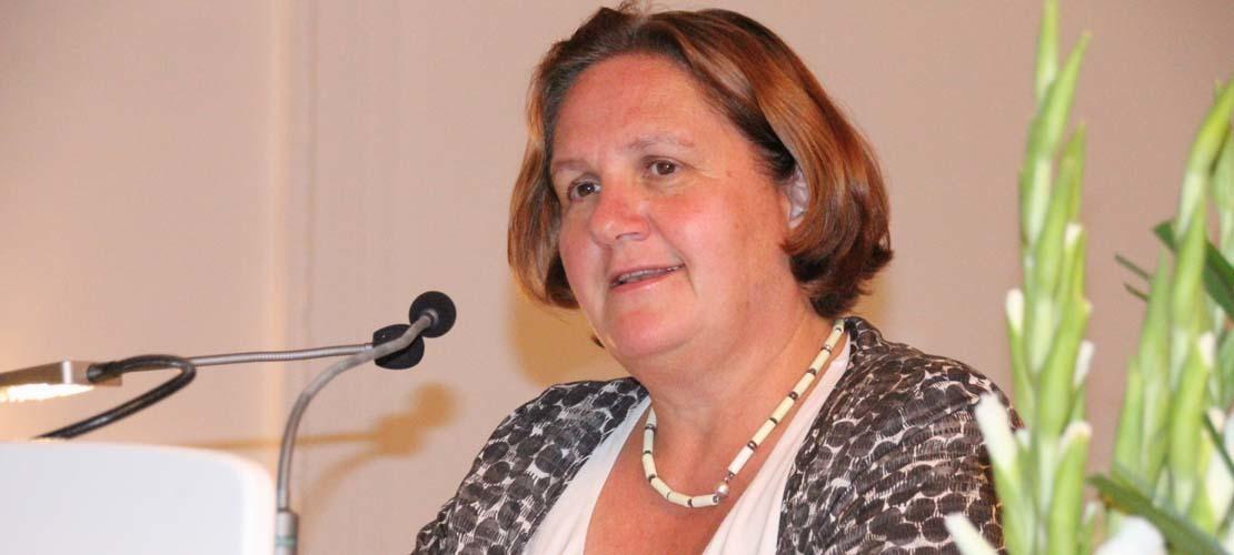 Staatssekretärin Schopper Web