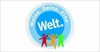 Logo Mdew Rahmen Card Grau