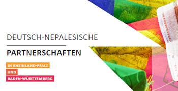 Titel Broschüre Deutsch Nepalesische Partnerschaften Card
