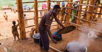 Bwirkt Burundi Bewilligung Card