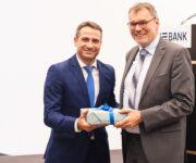 Philipp Keil, Geschäftsführender Vorstand der SEZ und Klaus Weingärtner, Stv. Geschäftsführer der SEZ
