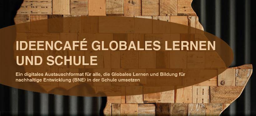 Bild Ideencafe Globales Lernen