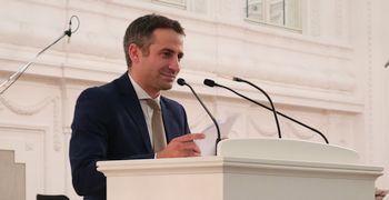 Philipp Keil Rede